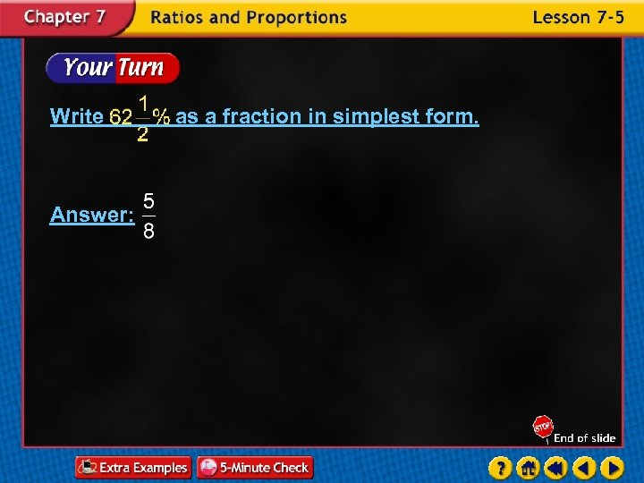 Write Answer: as a fraction in simplest form.