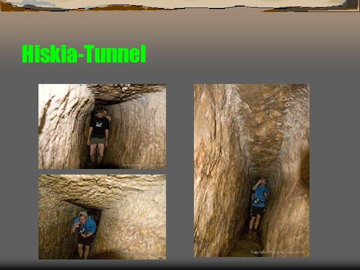 Hiskia-Tunnel