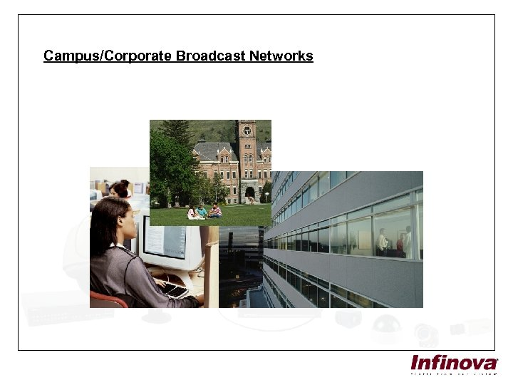Campus/Corporate Broadcast Networks