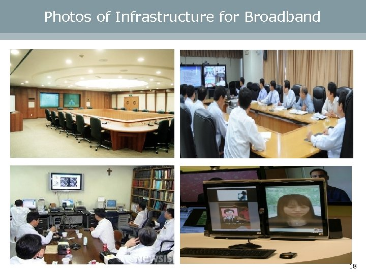 Photos of Infrastructure for Broadband 18