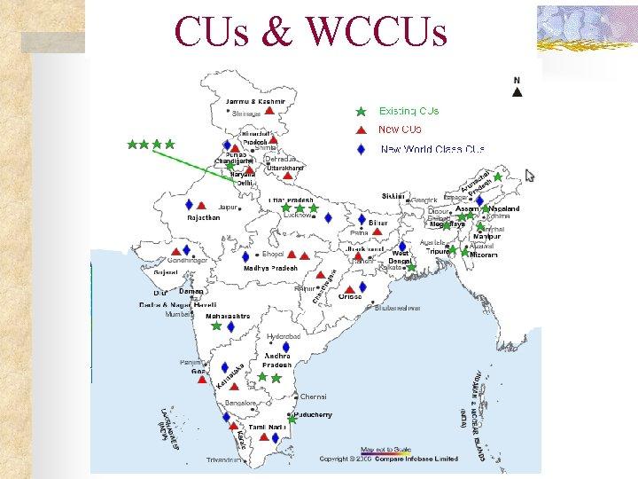CUs & WCCUs