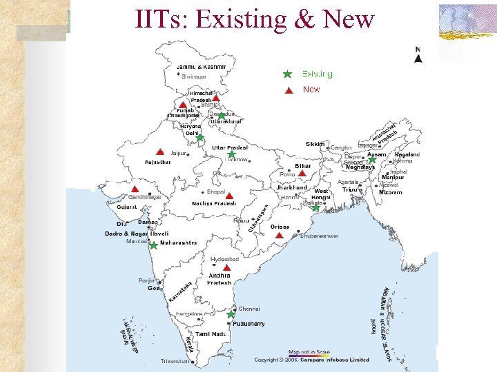 IITs: Existing & New