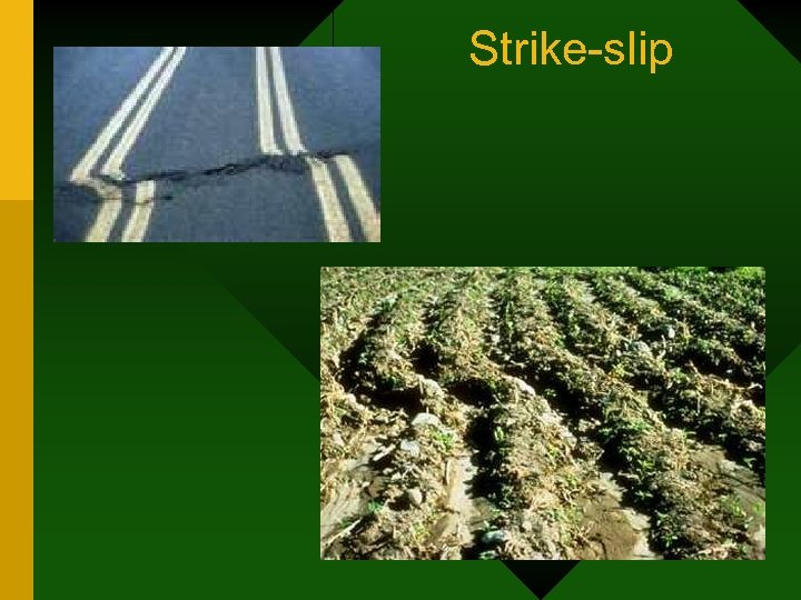 Strike-slip