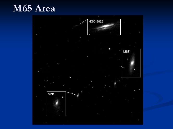 M 65 Area