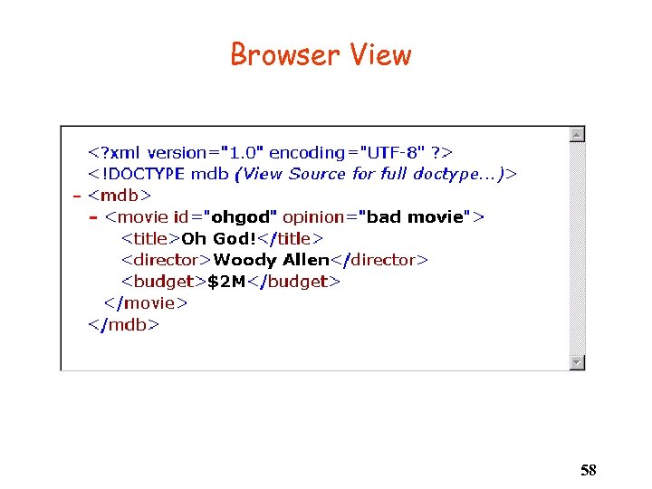 Browser View 58