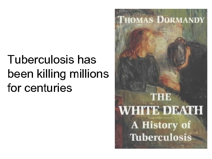 Tuberculosis has been killing millions for centuries