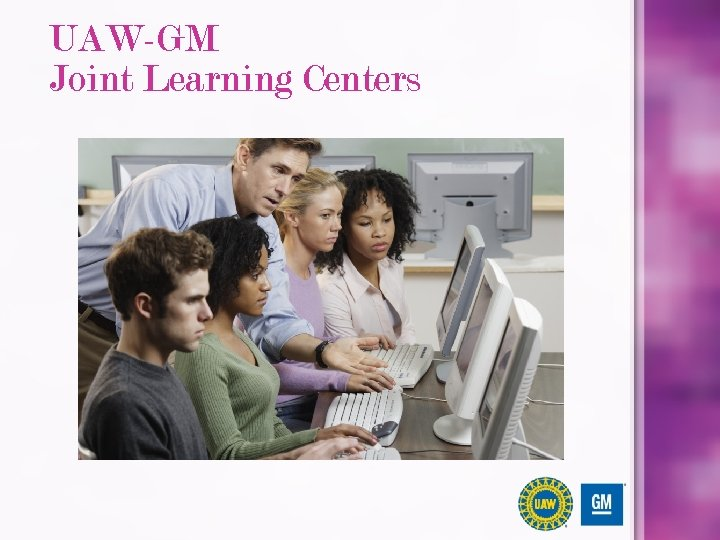 UAW-GM Joint Learning Centers