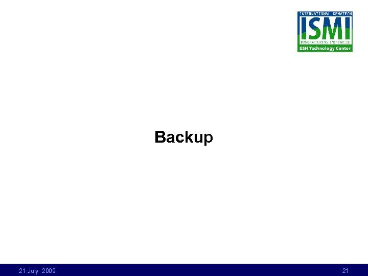 Backup 21 July 2009 21