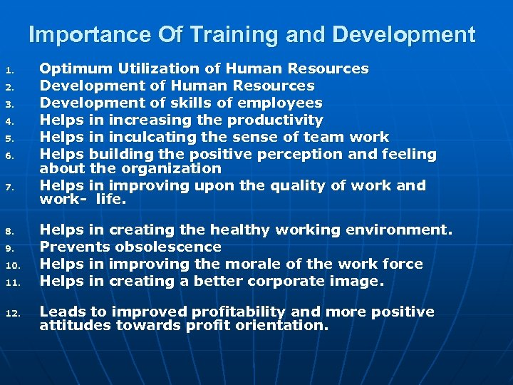 optimum utilisation of resources Optimum definition: 1 best most likely to bring success or advantage: 2 being the best or most likely to bring success or advantage: 3 the best or most effective possible in a particular situation:  learn more.