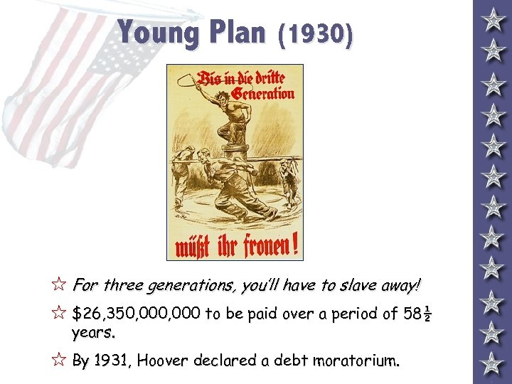 Young Plan (1930) 5 For three generations, you'll have to slave away! 5 $26,