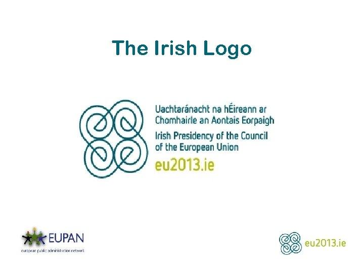 The Irish Logo