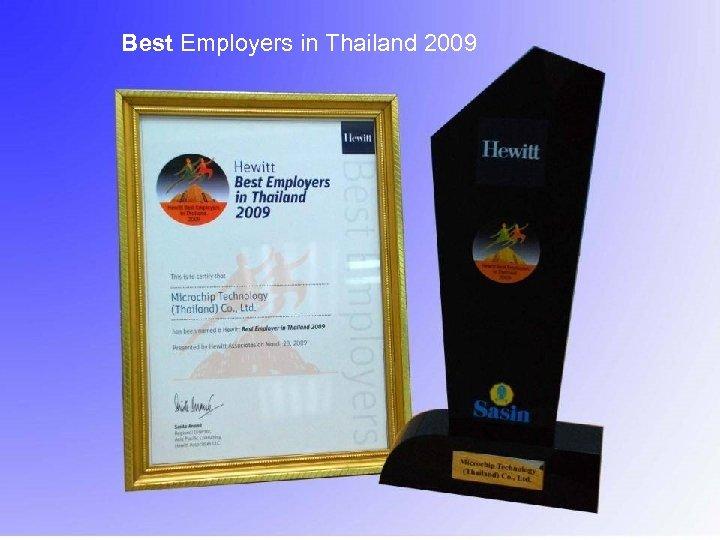 Best Employers in Thailand 2009 44
