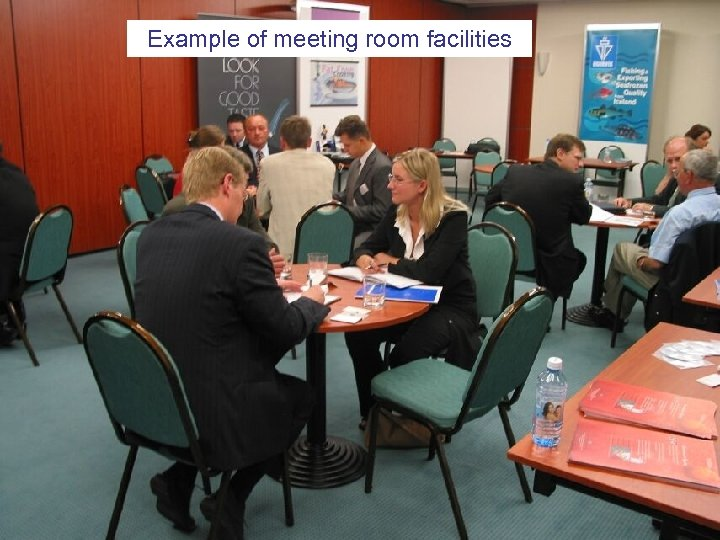 Example of meeting room facilities