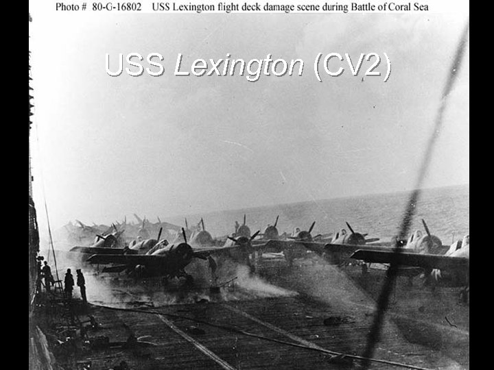 USS Lexington (CV 2)