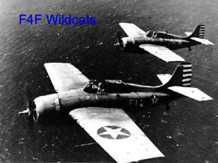 F 4 F Wildcats