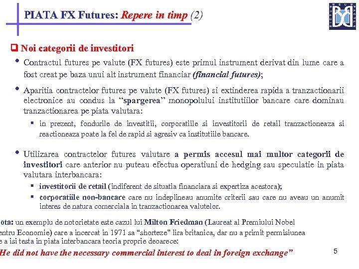 mb revizuirea contractelor futures