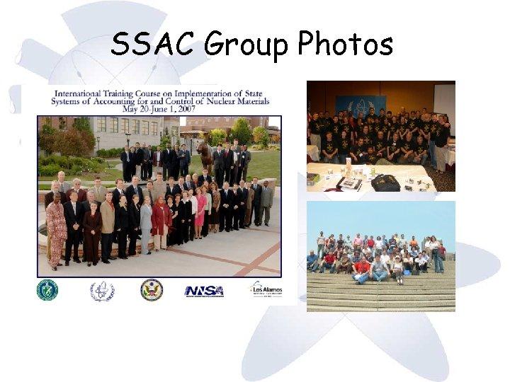 SSAC Group Photos