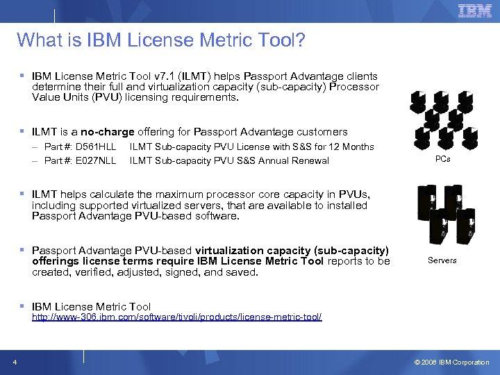 IBM License Metric Tool D561HLL