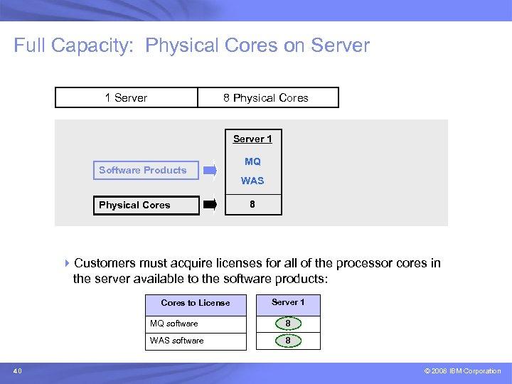 IBM License Metric Tool v 7 1 Customer