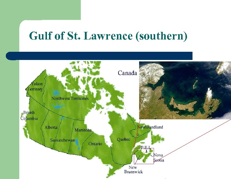 Gulf of St. Lawrence (southern)