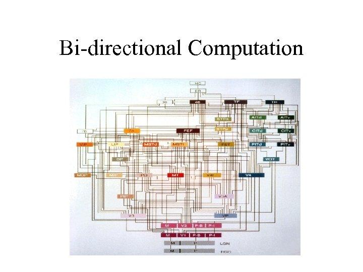 Bi-directional Computation