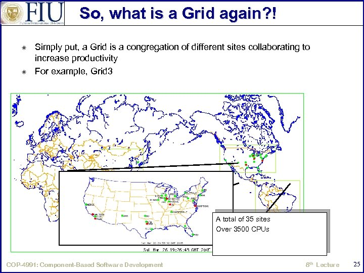 So, what is a Grid again? ! Simply put, a Grid is a congregation