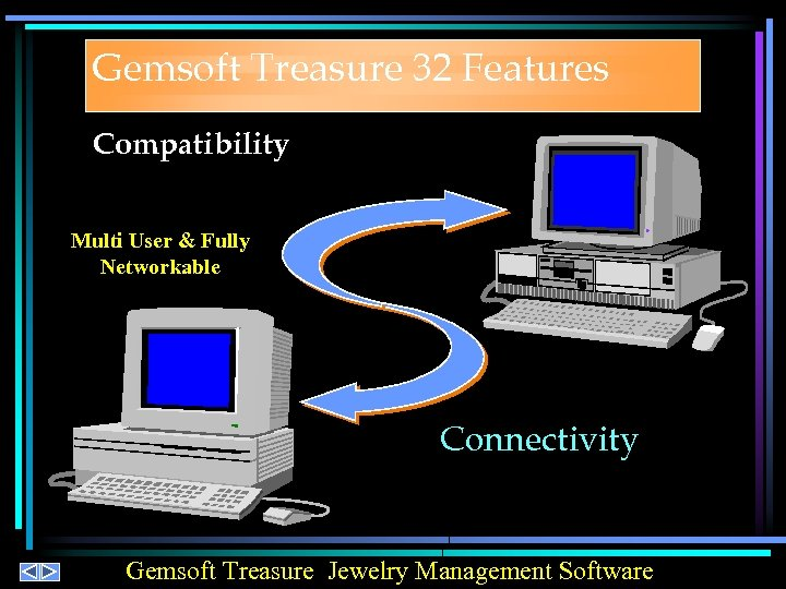 Gemsoft Treasure 32 Features Compatibility Multi User & Fully Networkable Connectivity Gemsoft Treasure Jewelry