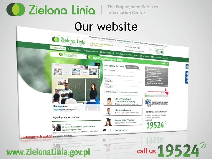 Our website 10