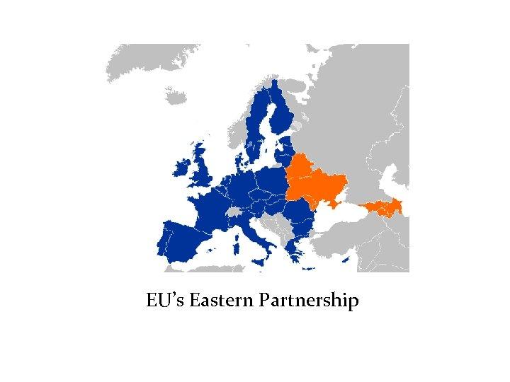 EU's Eastern Partnership