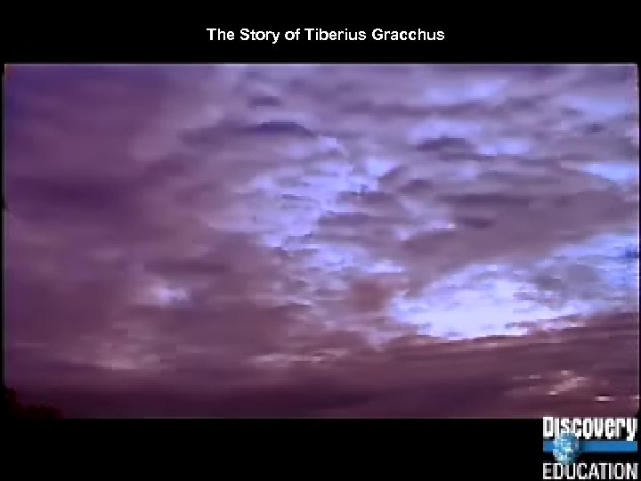 The Story of Tiberius Gracchus
