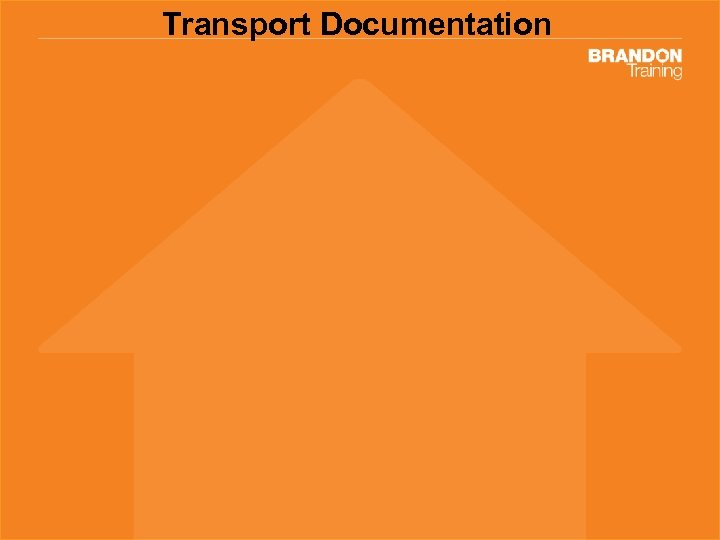 Transport Documentation