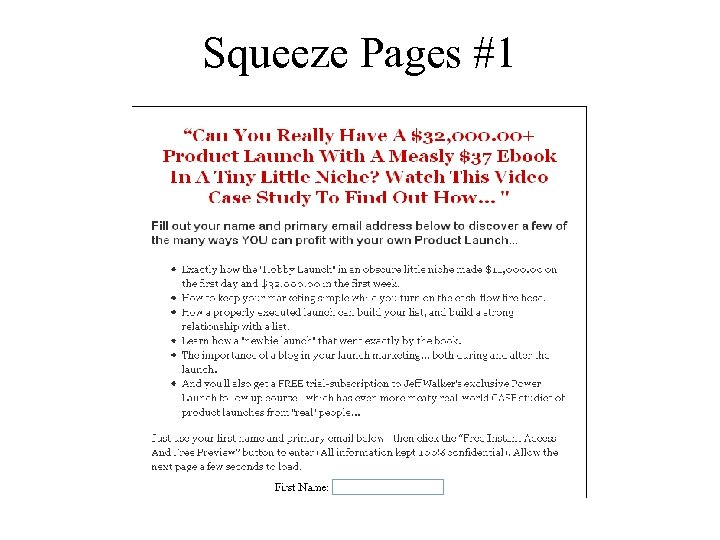 Squeeze Pages #1