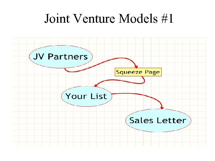 Joint Venture Models #1