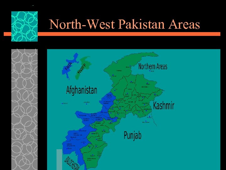 North-West Pakistan Areas