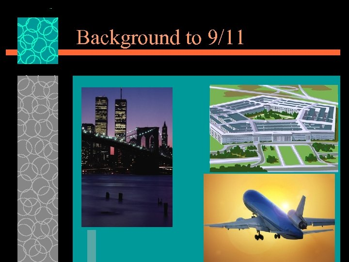 Background to 9/11