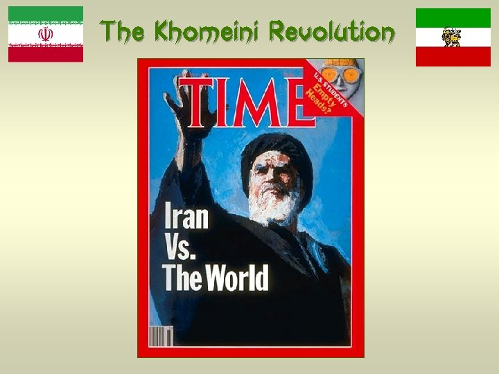 The Khomeini Revolution
