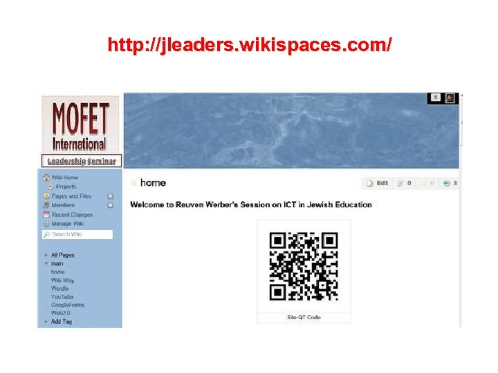 http: //jleaders. wikispaces. com/