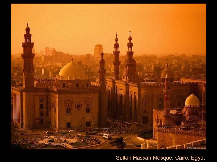 Sultan Hassan Mosque, Cairo, Egypt