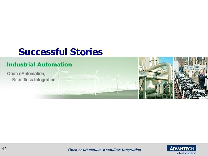 Successful Stories 19