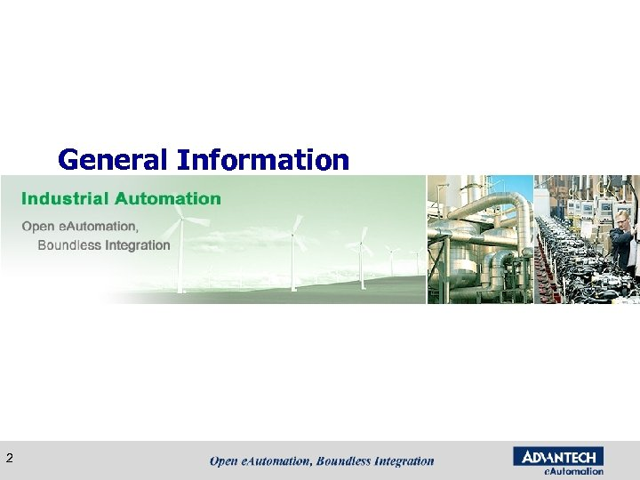 General Information 2