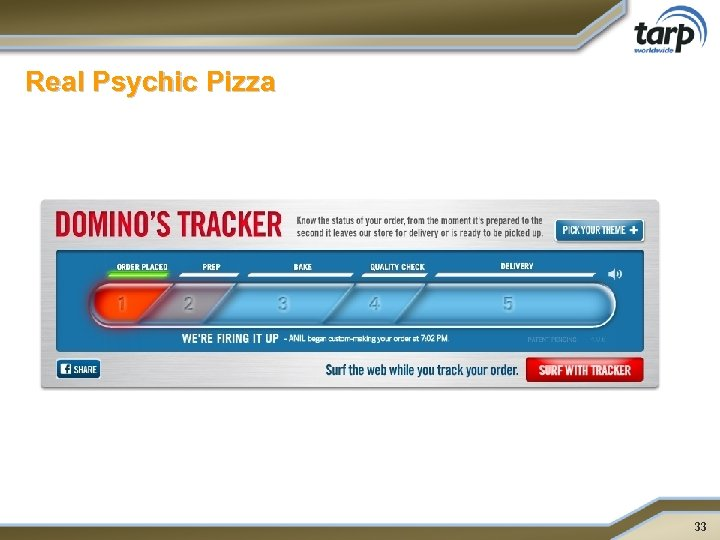 Real Psychic Pizza 33
