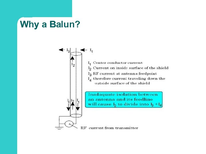 Balun Unun Construction Mike N 1 IW Outline