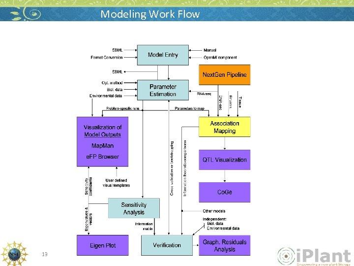 Modeling Work Flow 13