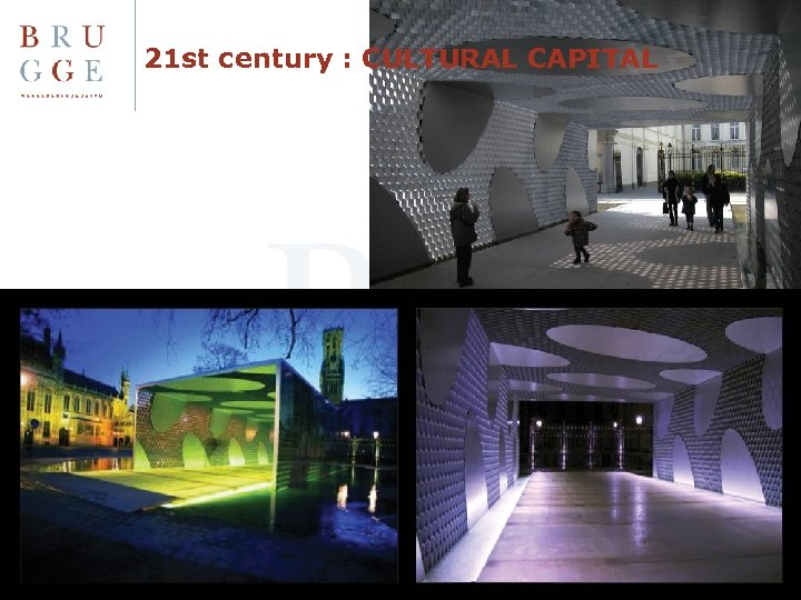 21 st century : CULTURAL CAPITAL
