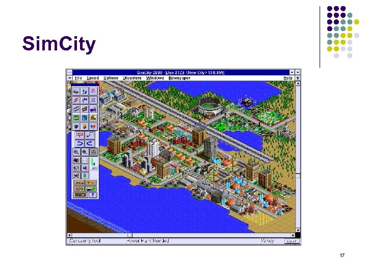 Sim. City 17