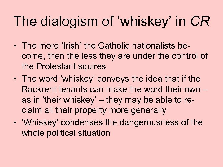 the effectiveness of irish catholic and nationalist In some quarters, 'catholic' has been used as a synonym for 'irish nationalist' in other quarters, the bishops have been execrated as the enemies of irish freedom modern-day sinn féin seem to take pride in opposing the catholic church at every juncture.