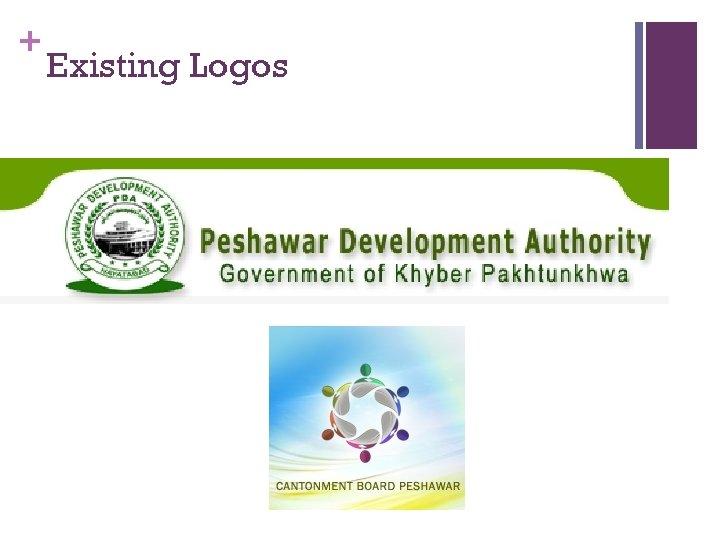 + Existing Logos