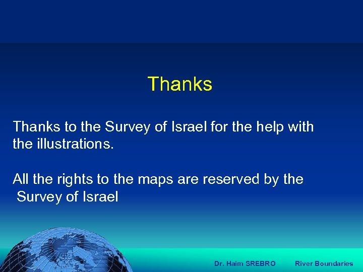 הכנס השנתי של האגודה הגאוגרפית הישראלית 2006 81 דצמבר www. mapi. gov. il