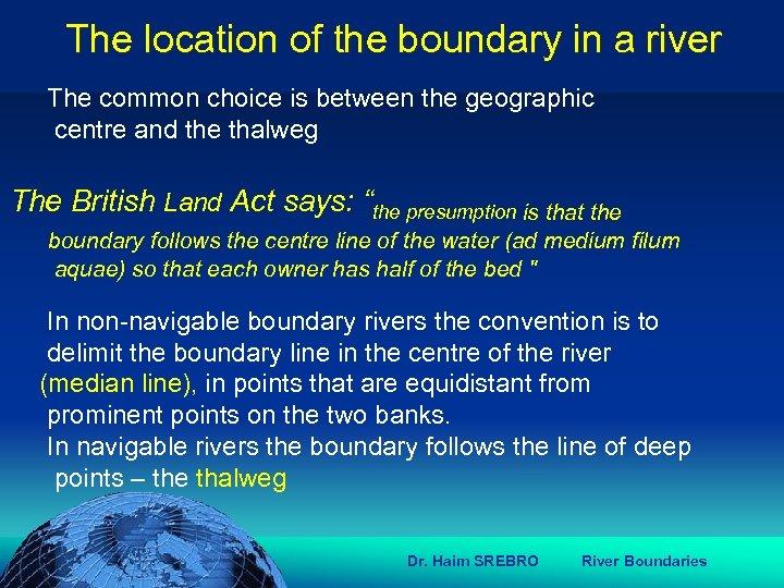 הכנס השנתי של האגודה הגאוגרפית הישראלית 2006 81 דצמבר The location of the