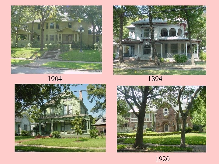 1904 1894 1920